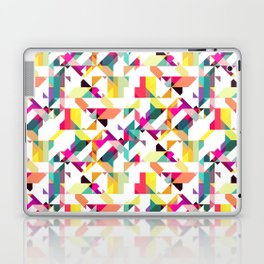 Aztec Geometric IV Laptop & iPad Skin