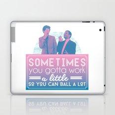 Ball A Lot Laptop & iPad Skin