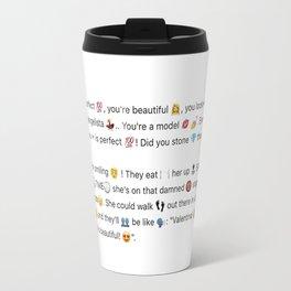 Aja - Linda Evangelista Travel Mug