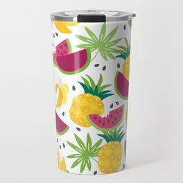 Fresh fruits Travel Mug