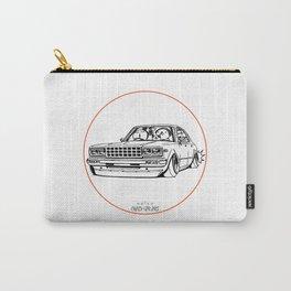 Crazy Car Art 0210 Carry-All Pouch