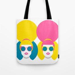 Glam Girls Tote Bag