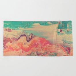 PALMMN Beach Towel