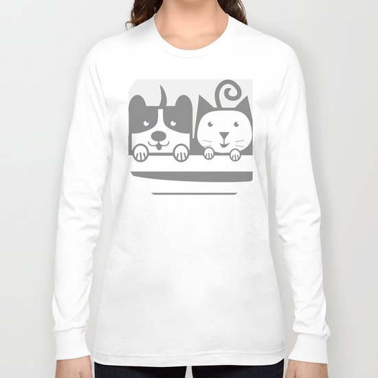 my Pets 02 Long Sleeve T-shirt