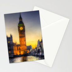Westminster London Stationery Cards