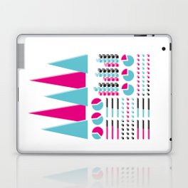 Infographic Selection Laptop & iPad Skin