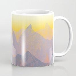 Paisaje de montaña Coffee Mug