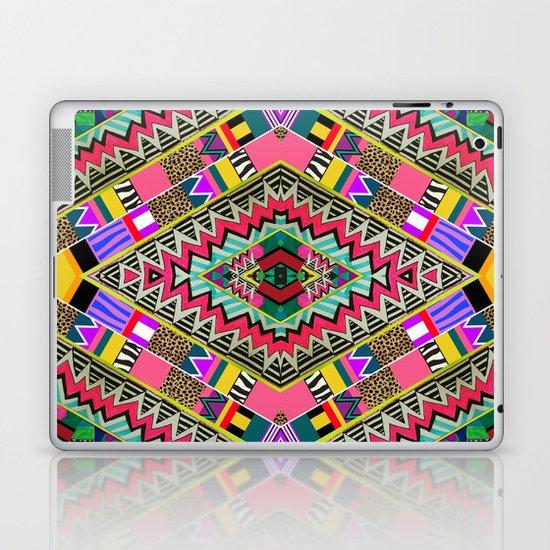 VIBRANT FUCHSIA Laptop & iPad Skin
