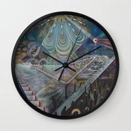 """I Are; We Am"" Wall Clock"
