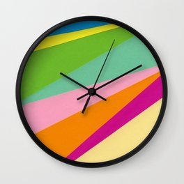 Multilayer Wall Clock