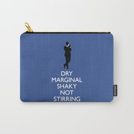 Not My Cuppa Carry-All Pouch