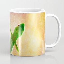 Sunbaking Gecko Coffee Mug