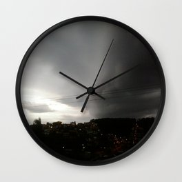 Prudence Wall Clock