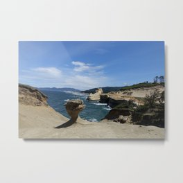 Remembering the Duckbill Metal Print