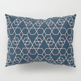 blush interlock Pillow Sham