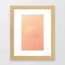 Shape 2 Framed Art Print