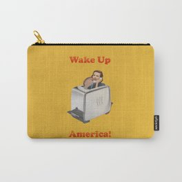 Wake Up Call Carry-All Pouch