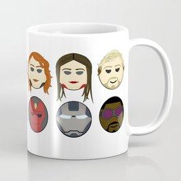 Avenger Emojis :) Coffee Mug