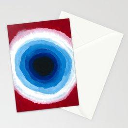 Circle of Numbness - Abstract Stationery Cards