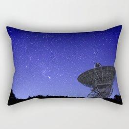 Watching the Sky Rectangular Pillow