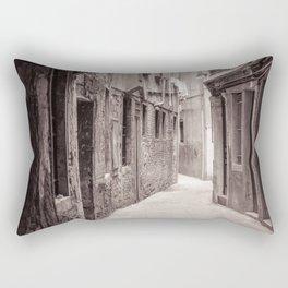 Step Into The Light Rectangular Pillow