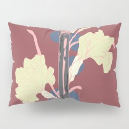 Sliced Inflorescence Pillow Sham