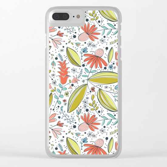 Chloe Clear iPhone Case