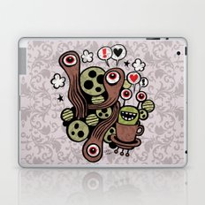 COSMIC LOVE ZONE Laptop & iPad Skin