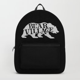 Bear Village - Polar Backpack
