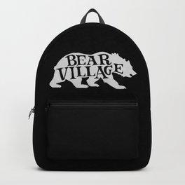 Bear Village - Polar Backpack
