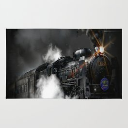 The Age of Steam Rug