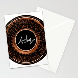My Name Is Aiden Stationery Cards