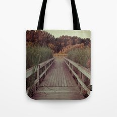 Our Youth is Fleeting, Old Age is Just Around the Bend. Tote Bag