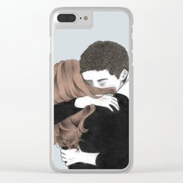 There are whole movements that I wrote imagining us, Clear iPhone Case