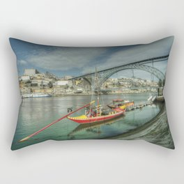 Porto Classic Rectangular Pillow