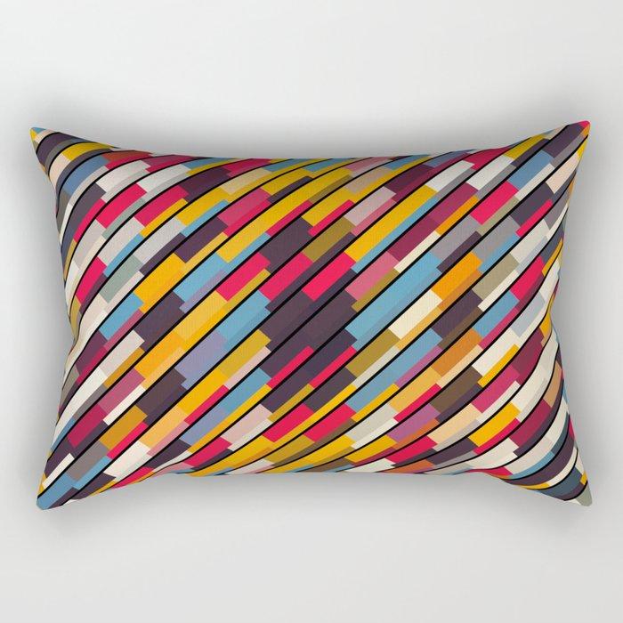 Texturize Rectangular Pillow