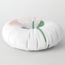 Peonie Please Floor Pillow