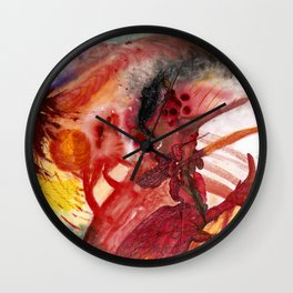Drachenreiter - Dragon Rider Wall Clock