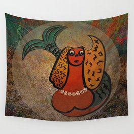Mythical Mermaid / Icon Wall Tapestry