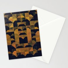 gyld kyck Stationery Cards