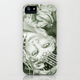 Backyard Bathtub iPhone Case