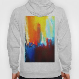 Abstract Composition 1014 Hoody