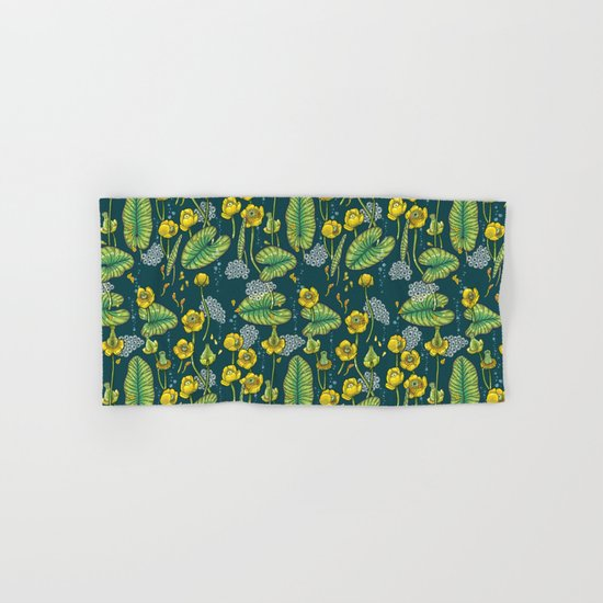 River of Mystery Hand & Bath Towel