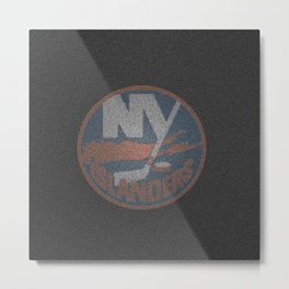 NewYorkIslanders Logo Metal Print