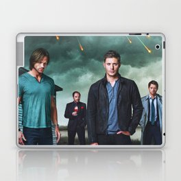 Supernatural Season 9 Promo  Laptop & iPad Skin