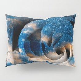 Phoenix Fury Rose Pillow Sham