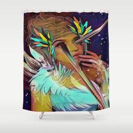 Alisson Shower Curtain