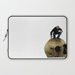 Leroy And The Giant's Giant Skull Laptop Sleeve