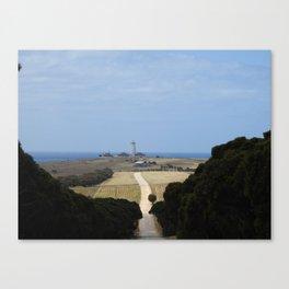 Fairy Tale Lighthouse Canvas Print