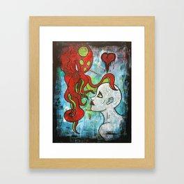 Call of Cthulu Framed Art Print
